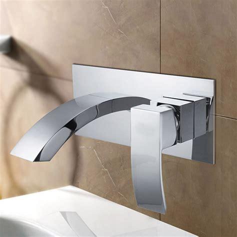 waschbecken armatur wandmontage waschtisch armatur wasserhahn zur wandmontage ca14160c ebay