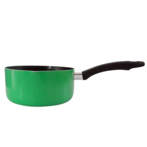 Panci Fincook jual panci saucepan fincook sp1802tf bibir tuang green