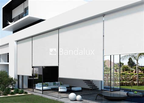 cortinas exteriores enrollables enrollable exterior bandalux enrollable exterior