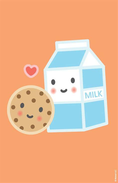 cute milk  chocolate cookie art pinterest