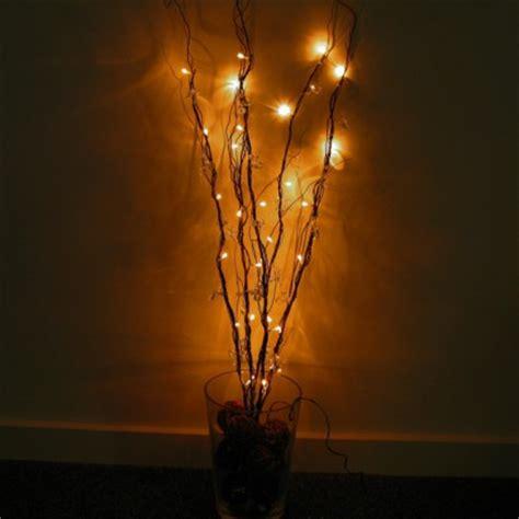 beaded string lights beaded branch lights indoor string lights string
