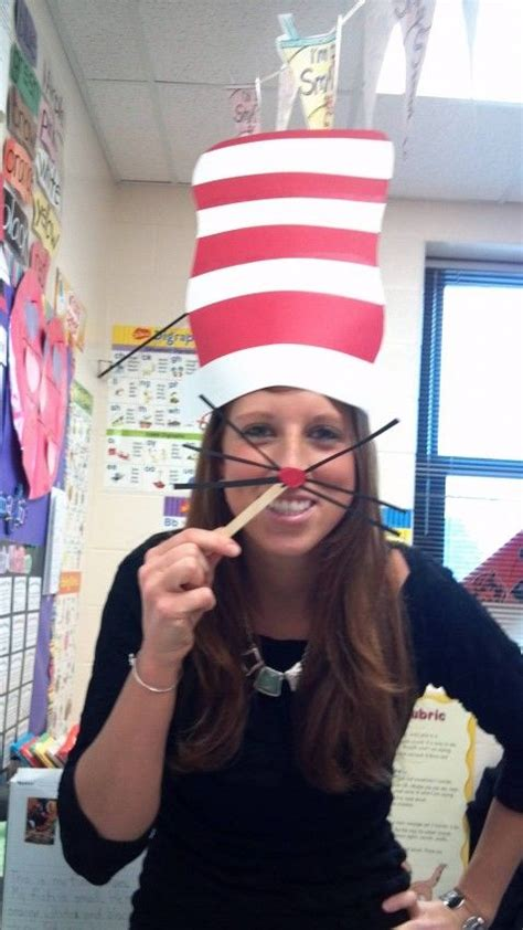 easy book character costumes  teachers dr seuss