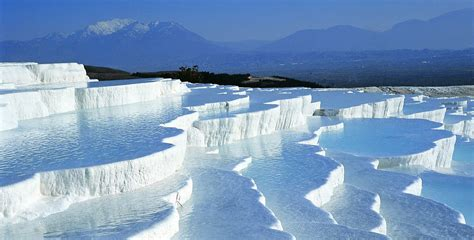 pamukkale thermal pools turkey 10 of the world s best destinations for