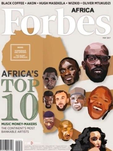 don jazzy wizkid davido made the list of top 10 richest musicians in africa 2017 by forbes