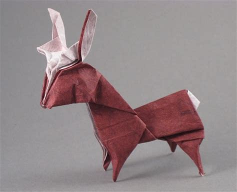 Origami Deer Diagram - antagonist placeholder