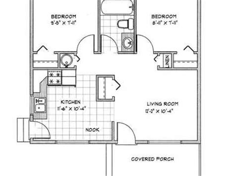 sq ft tiny house floor plans  sq ft tiny house plans cottage plans   square