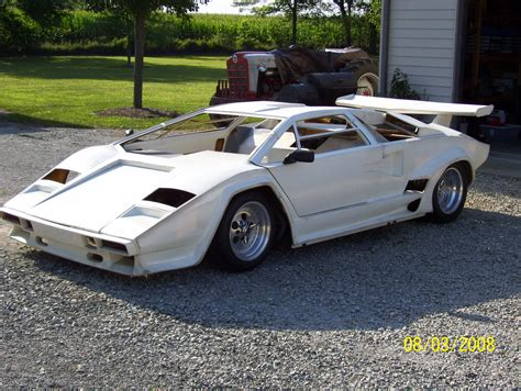 replica lamborghini lamborghini countach kit car photos and comments www