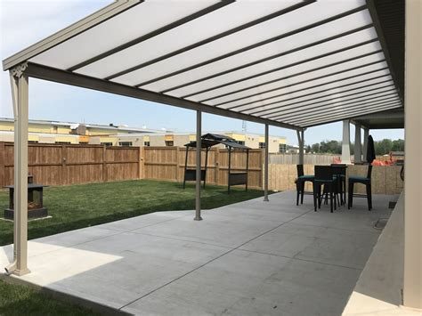 Natural Light Patio Covers In New Orleans Baton Rouge Light Patio Covers