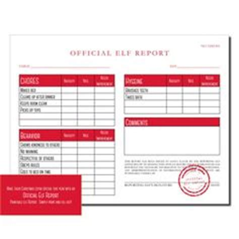 printable elf on the shelf progress report 1000 images about printables inaya on pinterest tooth