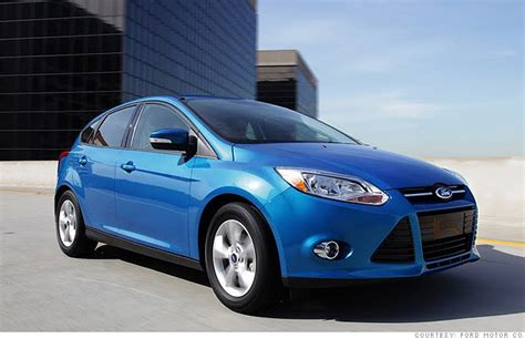 small ford cars 8 small cars ford focus 1 cnnmoney com