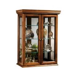 Curio Shelves Wall Curio Cabinet Glass Display Case Shelves Storage