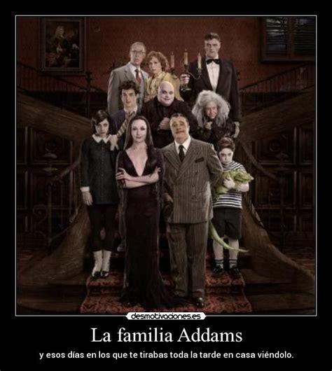 imagenes de la familia addams la familia addams desmotivaciones