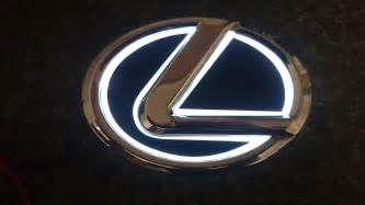 Lexus Emblems Front Grill Emblem Club Lexus Forums
