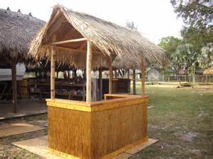 how to build a tiki hut custom built tiki huts tiki bars nationwide delivery