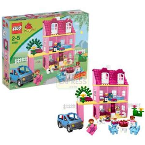 lego dolls house lego duplo dolls house building toy review compare prices buy online