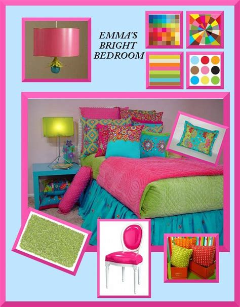 pink and lime green bedroom the brilliant colors of pink lime green and turquoise