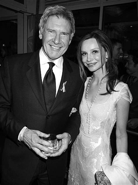 Harrison Ford And Calista Flockhart Are Engaged by Harrison Ford Calista Flockhart Ally Mcbeal And All