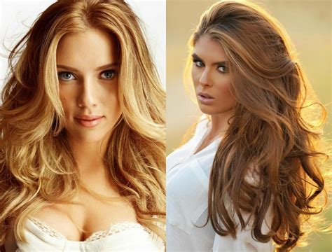 light hair color 7 smashing brown hair color shades you need to try