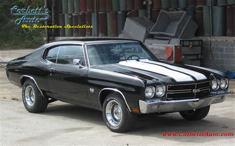 70 Chevelle Ss Cake Ideas and Designs