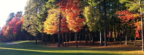 Golf D Automne by Automne Club De Golf Continental