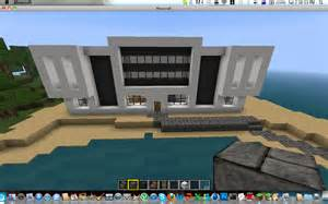 minecraft modern house floor plan trend home design and modern home interior design pictures home modern house