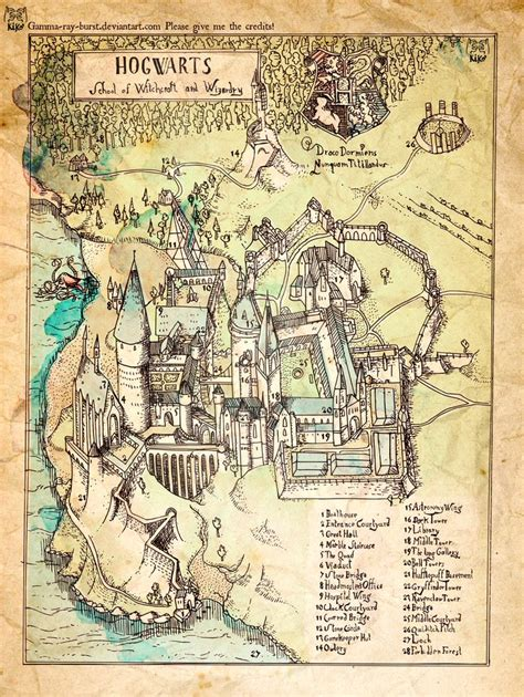 harry potter map 25 best ideas about hogwarts on harry potter houses harry potter spells and harry