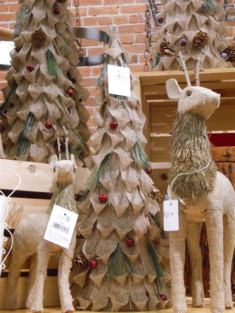 christmas decorating ideas using burlap burlap bunting