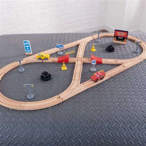 wooden toy train andybrauercom