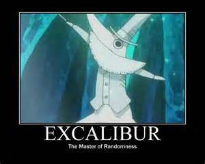 Soul Eater Excalibur Meme - sword art online season 2 official discussion thread
