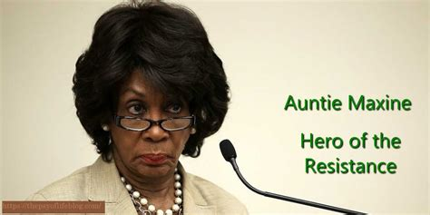 Auntie Meme - meme auntie maxine hero of the resistance the psy of life