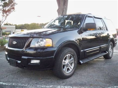 2004 ford expedition front seats sell used 2004 ford expedition eddie bauer 4x4 nav rear