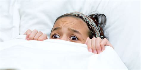how to a fearful scared to sleep what can you do huffpost