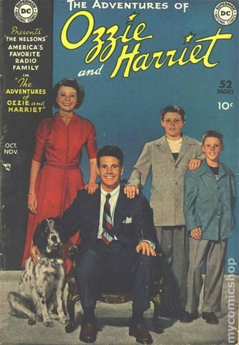 the adventures of ossie osprey books adventures of ozzie and harriet 1949 comic books