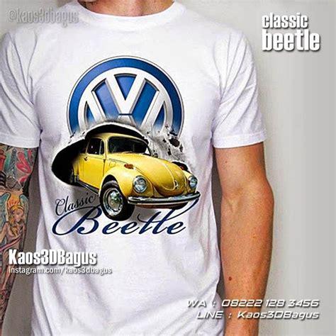 Kaos 3d Beetle Classic 77 best kaos mobil cars 3d tshirt kaos klub mobil