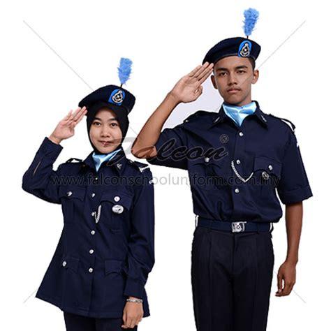 Baju Polis kadet polis tacsin