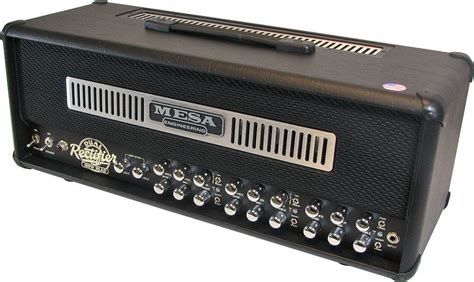 Headl Jute Black mesa boogie dual rectifier w black jute panel humbucker