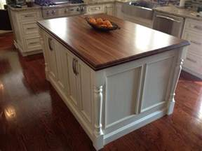 Kitchen Island With Legs Kitchen Island Legs A Fit Osborne Wood