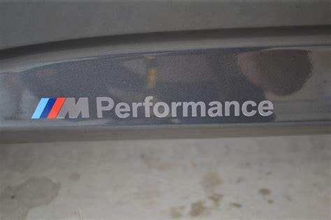 13 Pcs Set Silver M Power Performance Interior Decal Abs Sticker Badge f30 335i m performance power kit installed review page 11