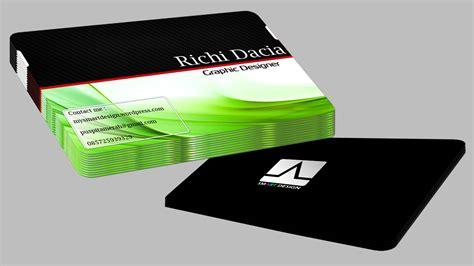 Gildan Desain Nama 1 Desain Kartu Nama Mysmartdesign