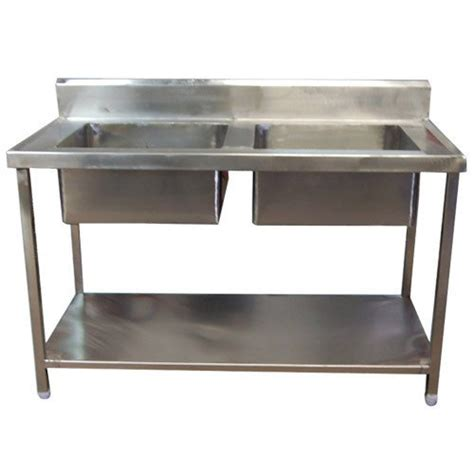 silver cook fresh kitchen equipment  sink unit bowl