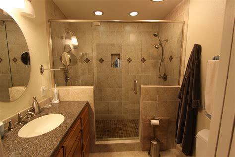 Master bathroom walk in shower further small bathroom remodel ideas