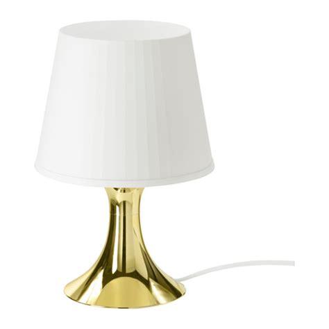 Ikea Ostana Lu Led lan table l with led bulb ikea