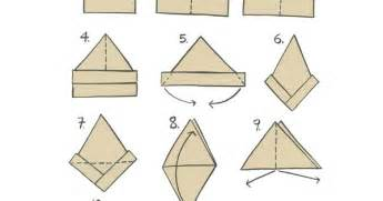 Paper Folding Tricks - maritime makers how to fold a paper boat printable