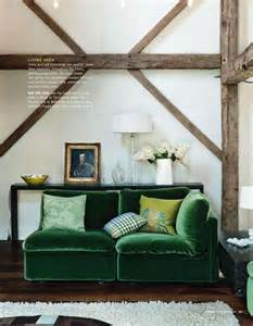 go for the green sofa coco kelley coco kelley