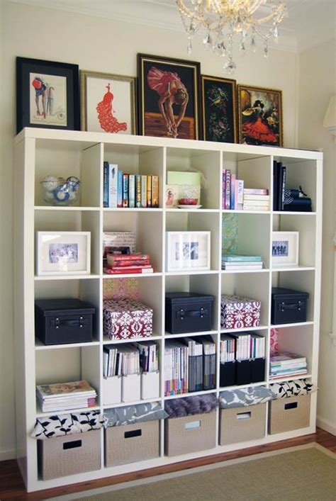 bookshelf organization ideas 25 inspiring cube shelves