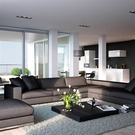 living room modern home with gray living room also with classy 10 grey living rooms ideas design ideas of best 20