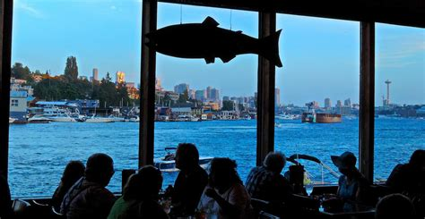 ivars salmon house ivar s to pay 15 discourage tips at its lake union restaurant kuow news and