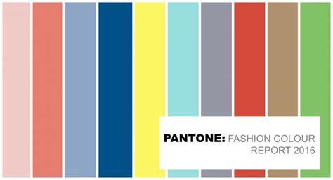 colores temporada 2016 colores de moda pantone primavera verano 2016