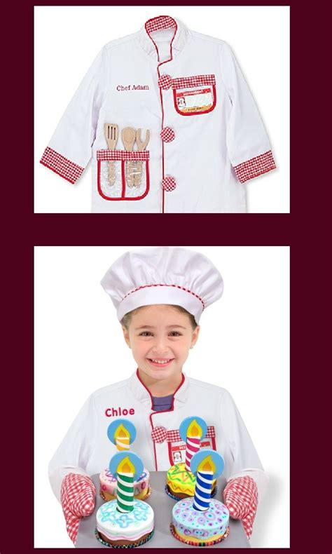 83 best images about sewing chef hat aprons on
