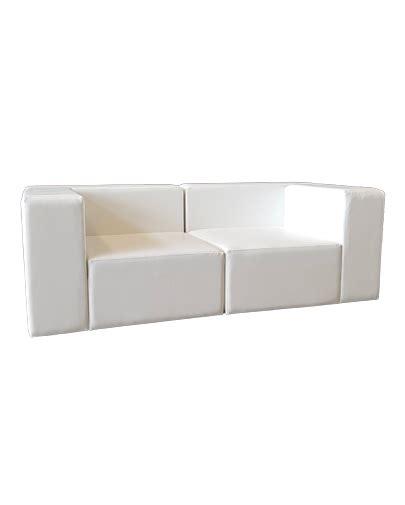 noleggio divani noleggio divano modulare in ecopelle ignifugo